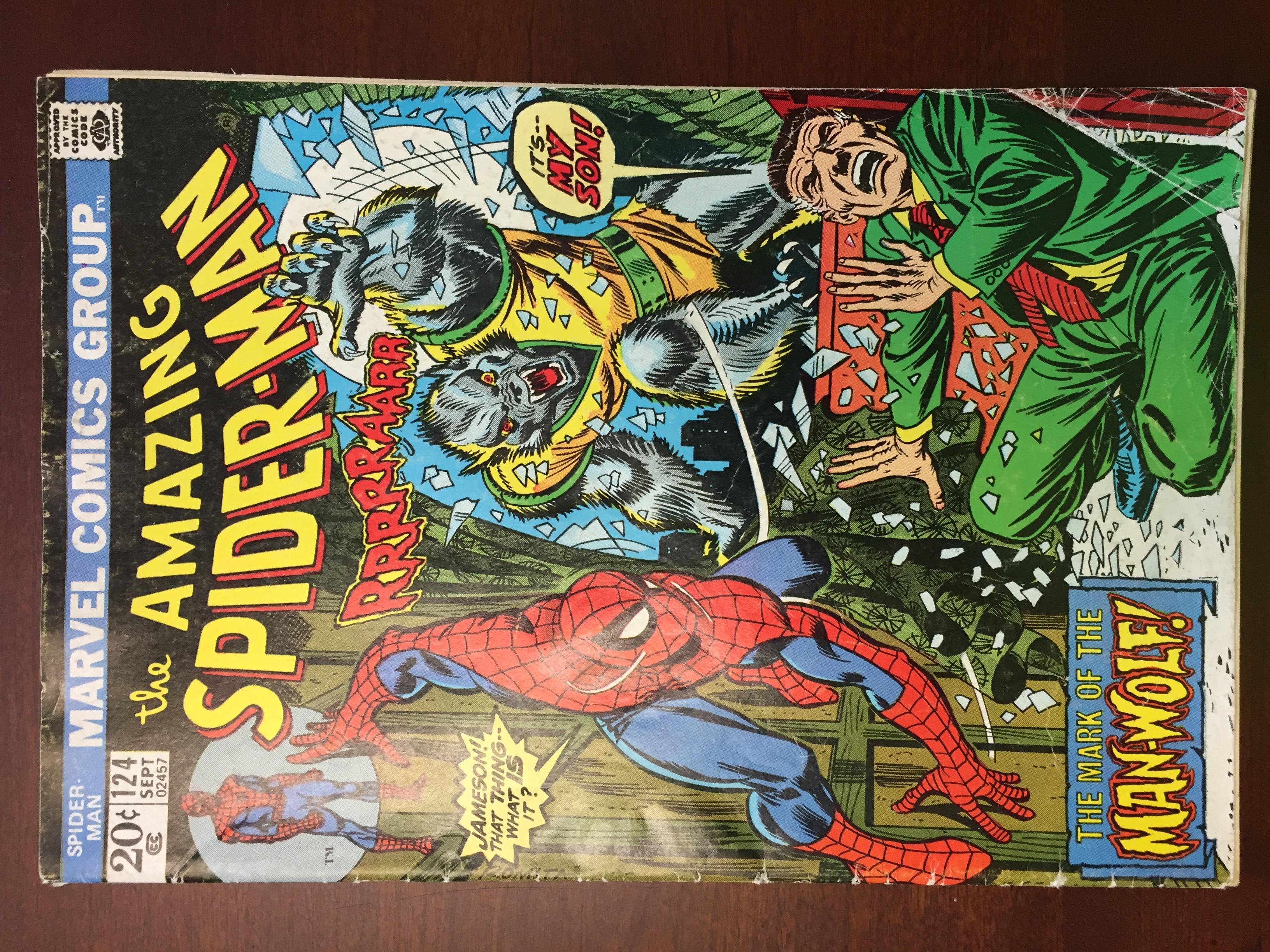 Amazing Spider-man : Investment Grade Key Comics, Where the