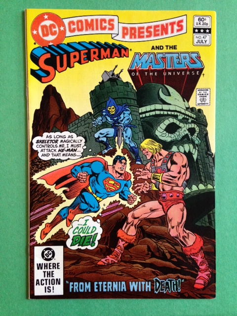 DC Comics Presents 47 Raw 9.2 (NM-)