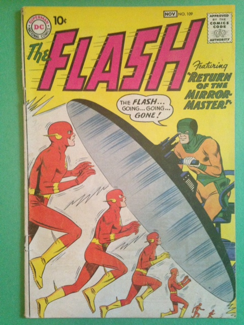 Flash 109 Raw 5.0 (VG/F)