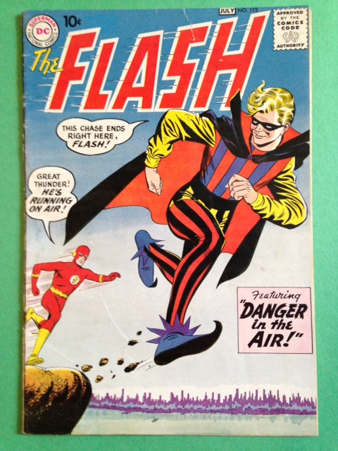 Flash 113 Raw 3.0 (G/VG)