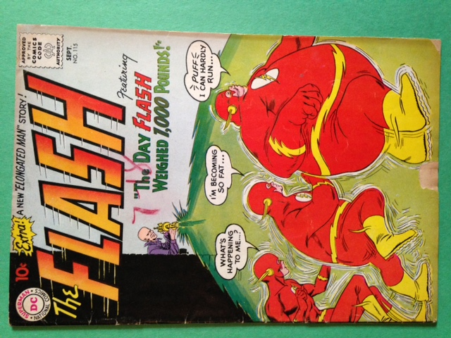 Flash 115 Raw 4.0 (VG)