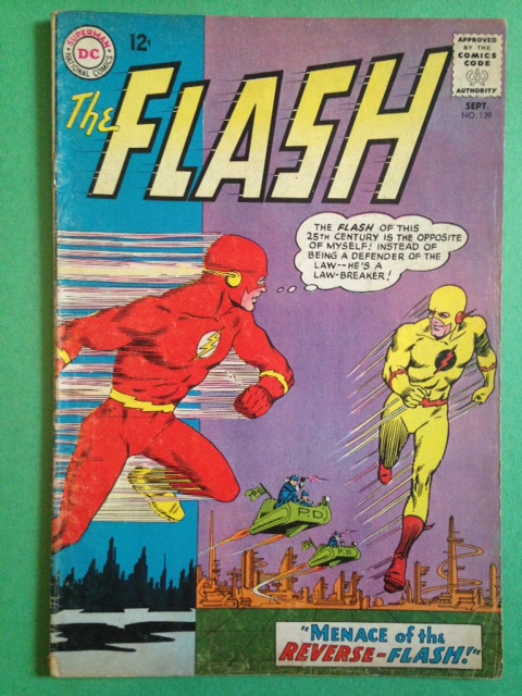 Flash 139 Raw 4.0/4.5 (VG/VG+)